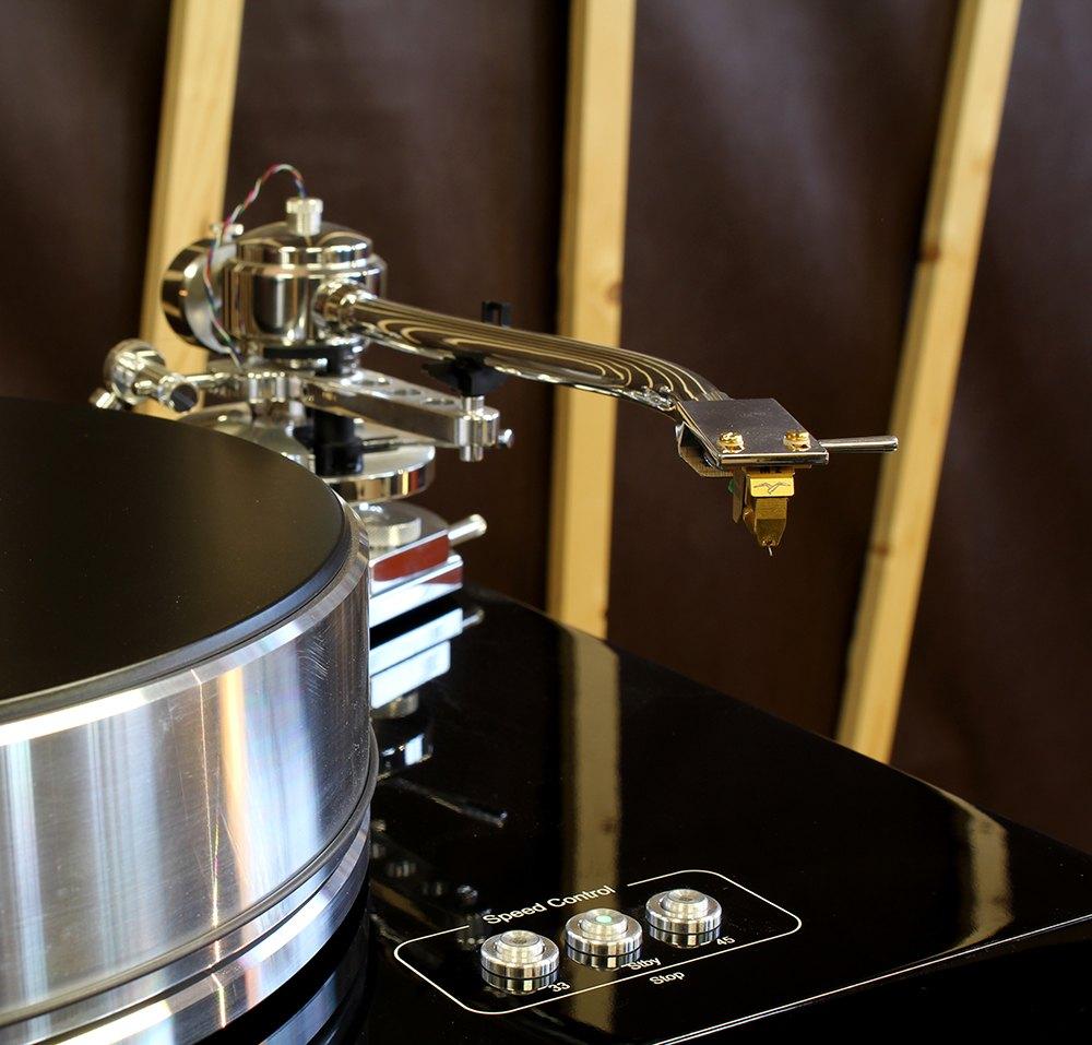 cellule Benz Micro Glider sur platine vinyle Signature 10 - Auditorium Hi-Fi Rennes