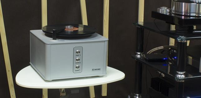 Venez laver vos disques vinyles dans l'Auditorium Hi-Fi Rennes