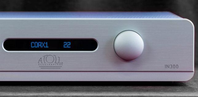 L'ampli intégré Atoll IN300 en écoute dans l'Auditorium de Rennes