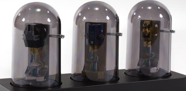 Le présentoir Audio Technica AT6003R dans l'Auditorium Hi-Fi Rennes
