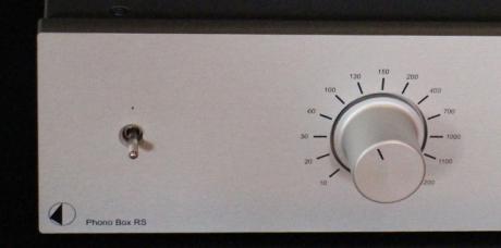 Le préampli phono Pro-Ject Phono Box RS en écoute dans l'Auditorium de Rennes
