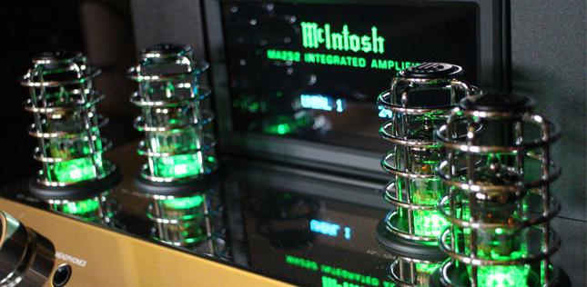 L'ampli intégré Mc Intosh MA 252 en écoute dans l'Auditorium Hi-Fi de Rennes