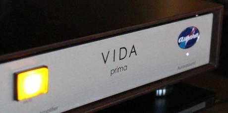 Le préamplificateur phono Aurorasound Vida Prima en écoute dans l'Auditorium Hi-Fi Rennes