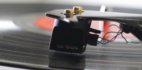 La cellule Ortofon Cadenza Red en écoute dans l'Auditorium de Rennes