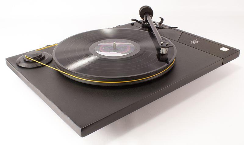 Platine vinyle MoFi StudioDeck Plus dans l'Auditorium Hi-Fi Rennes